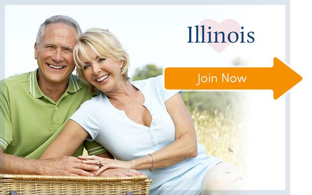 Senior Dating in Illinois